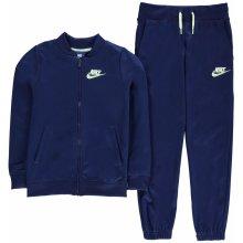 Nike Tricot Sportovní souprava modrá
