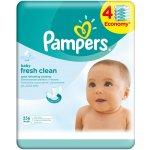 Pampers Fresh clean 4 x 64 ks
