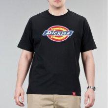 Horseshoe T Shirt Mens Black