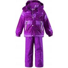 Dětský set Reima Subra 523079 purple