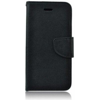 Pouzdro Fancy Book Huawei P8 Lite ALE-L21 černé