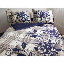 eb8e54a23e20 Olzatex povlečení bavlna satén modro-bílé 140x200 70x90 alternativy ...