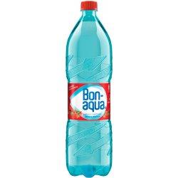 Bonaqua S příchutí jahoda a rebarbora 1,5l