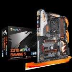 Gigabyte GA-Z370 AORUS Gaming 5