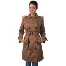 Gant elegantní dámský kabát khaki