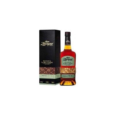 Ron Zacapa Centenario Reserva Limitada 2014 Rum 45% 0,7 l (tuba)