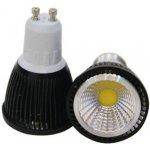 LED Light LED žárovka GU10 COB 4W Čistá bílá
