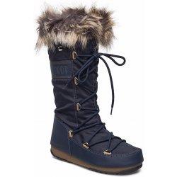 eaa2d3f590 Dámská obuv Tecnica Moon Boot W.E. Monaco Denim Blue