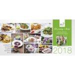 Rok přeměny s Antónií 2018 - stolní kalendář Antónia Mačingová Kalendář