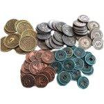 Stonemaier Games Scythe: kovové mince