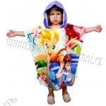 Jerry Fabrics Pončo Fairies 60x120 bavlna