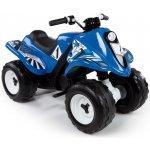 Smoby Quad čtyřkolka Rally elektrická modrá