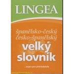 panělsko - český česko - španělský velký slovník