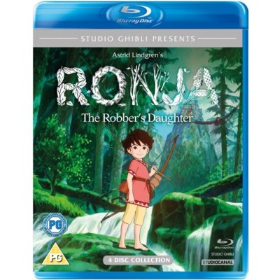 Ronja, the Robber's Daughter BD