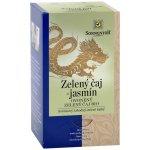 Sonnentor Zelený čaj Jasmín BIO porc. dárkový 27 g