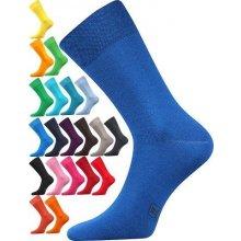 Lonka Společenské ponožky DECOLOR Světle šedá c6e35e1d66