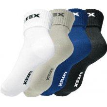 Litex ponožky 99646 černá