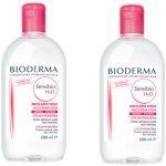 Bioderma Sensibio H2O micelární voda 2 x 500 ml