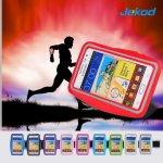 "Pouzdro JEKOD na ruku SmartPhone 5"" - 5.8"" fialové"