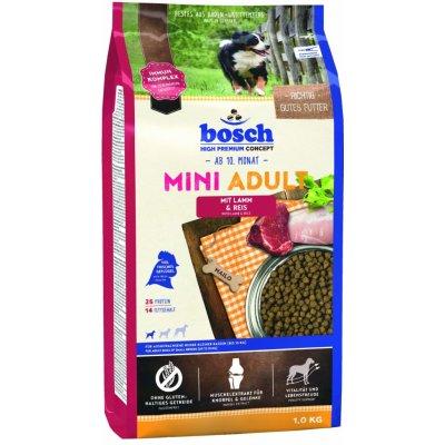 Bosch HPC Mini Adult Lamb & Rice 1 kg