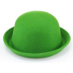 51995348d9b Dámský klobouk plstěný zelený alternativy - Heureka.cz