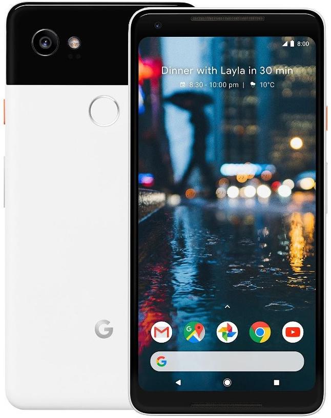 Google Pixel 2 XL 128GB na Heureka.cz