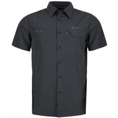 Kilpi Bombay pánská košile tmavě šedá