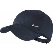 Nike Y Nk H86 Cap Metal Swoosh modrá 461663490b