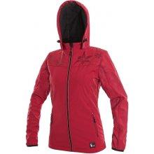 Cxs Page dámská softshellová bunda červená