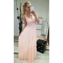 33a99436cbf6 Šaty Jean světle růžová