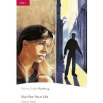 Pearson English Readers: Run For Your Life + Audio CD