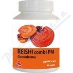 Reishi combi PM Ganoderma cps.90