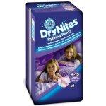 Huggies Dry nites absorpční kalhotky 8-15 let/girls/27-57kg 9ks