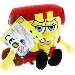 SpongeBob plyš V BRÝLÍCH 15 cm