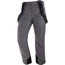 Alpine Pro Minnie 4 Dámské lyžařské kalhoty LPAK238774 šedá