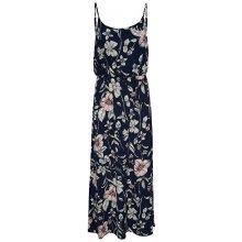 134c2a55c5d6 Only dámské šaty Nova Aop Strap maxi dress 4Wvn night sky flower leaf