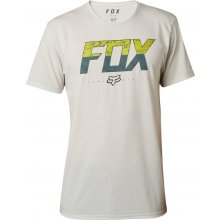 20576092143 Fox Katch SS Tech Tee Heather Grey