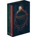 Bradavická knihovna - BOX - J. K. Rowlingová