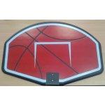 Panel na basket + koš +síťka