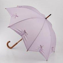 Fulton dámský holový deštník Kensington 1 PALE PINK L776