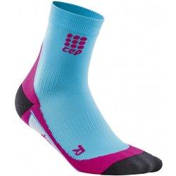 CEP dámské běžecké ponožky havajská modř   růžová od 500 Kč - Heureka.cz e06a0b67ce