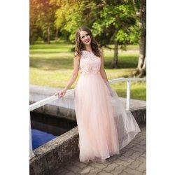 Eva   Lola společenské Šaty Briana růžová od 2 090 Kč - Heureka.cz 580c2e2d0c