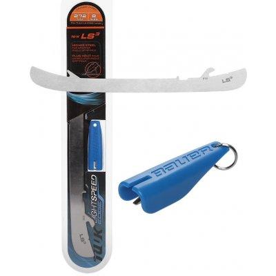 Nože BAUER Tuuk Lighspeed 3 LS 3 Edge SR - 1 pár