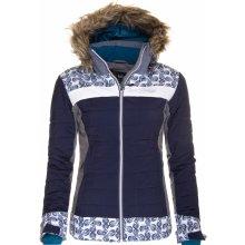 Kilpi dámská zimní technická bunda Leda-W modrá