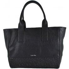 Kabelka Calvin Klein MADDIE LARGE EW TOTE K60K600591 001