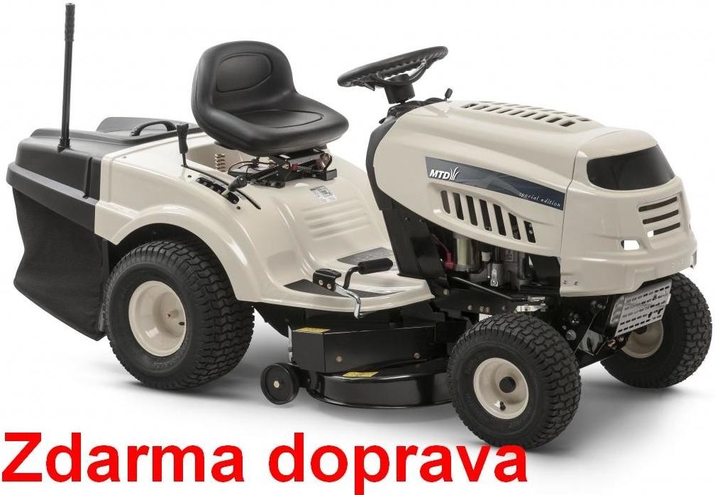 Zahradní traktory recenze