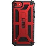 Pouzdro Urban Armor Gear Apple iPhone 8 / 7 / 6s / 6 Monarch Premium Line Crimson