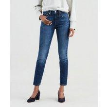 Levi´s dámské jeans 501 SKINNY Neat Freak 0f175a6651