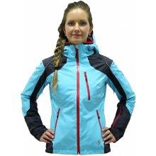 Blizzard Viva Power Ski jacket anthracite l.blue grenadine