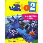 RIO 2 Nálepková knížka